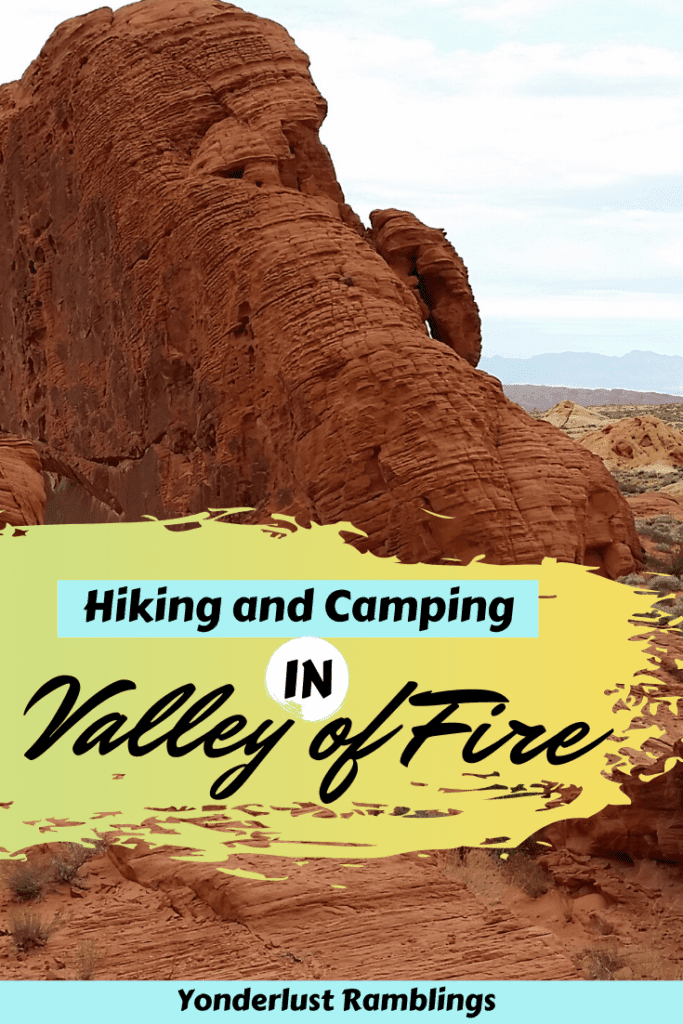 Valley of Fire | Leaving Las Vegas and Finding Adventure