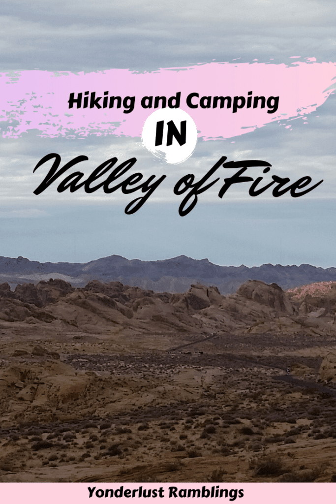 Valley Of Fire Hiking And Camping What You Find Off The Strip